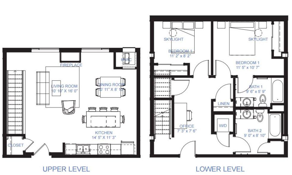 Floor Plan C 2
