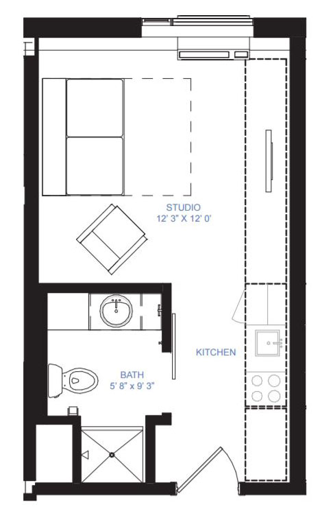 Studio Apartment Minneapolis Mn